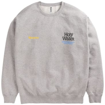 Reception Club Holy Water Sweatshirt - Grey