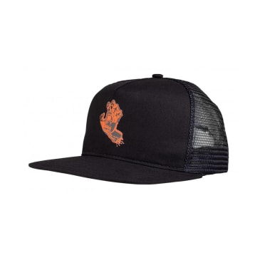 Santa Cruz Crash Hand Cap - Black