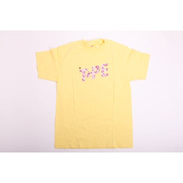 Classic Grip Tee Tape Tee Yellow