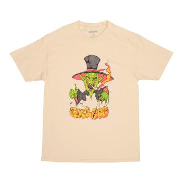GX1000 Puppet Master T-Shirt - Creme