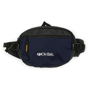 Civilist - Hip Bag - Charcoal