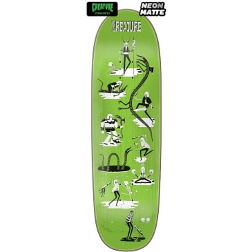 Creature Free For All XL Deck 9.25