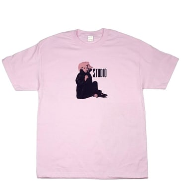 Studio Skateboards Debbie T-Shirt - Pink