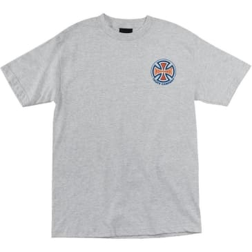 Independent - Spectrum Truck Co SS (Small Athletic Heather)