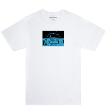 Fucking Awesome Belief T-Shirt - White