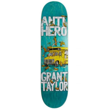 Anti Hero Grant Taylor Maka Bus Deck