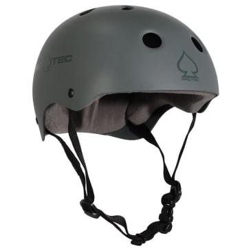 Pro Tec Classic Skate Helmet Matte Grey