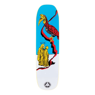 Welcome Skateboards Ryan Lay Inferno on Stonecipher Skateboard Deck - 8.6""