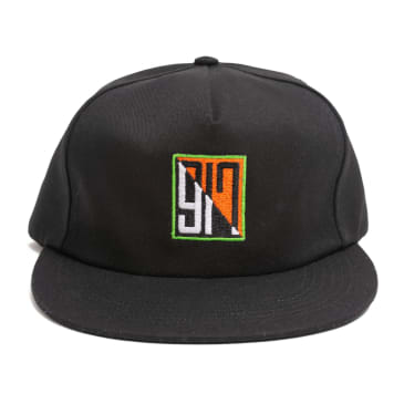 Call Me 917 917 Split Hat - Black
