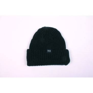 Sour Solution Beanie Sweeper Black