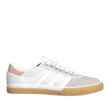 adidas Skateboarding Lucas Premiere Shoes - Crystal White / Sun Glow / Gum