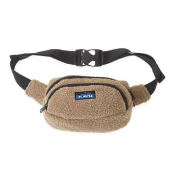 KAVU Fleece Spectator Bag - Driftwood