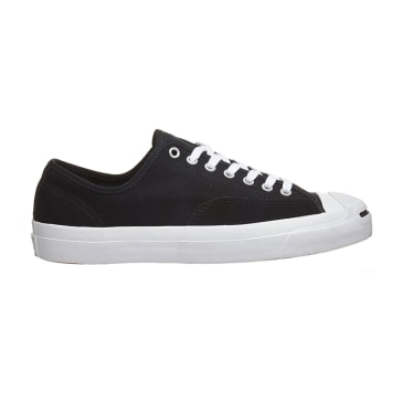Converse - Jack Purcell Pro Ox - Black / White