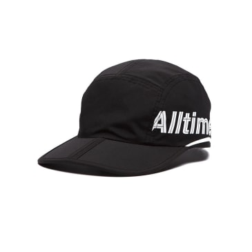 Alltimers Estate Foldable Hat - Black