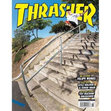 Thrasher Magazine November 2019 Issue