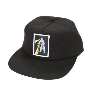 Theories Killer Beam Strapback Hat Black