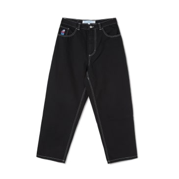 Polar Skate Co Big Boy Jeans - Black