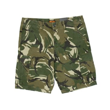 Santa Cruz Defeat Walk Shorts - Woodland Camo