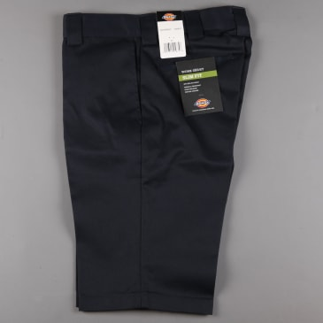 Dickies 'Slim 803' Work Short (Dark Navy)