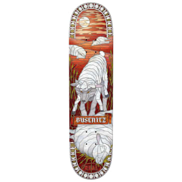 Real Busenitz Cathedral II Deck 8.06