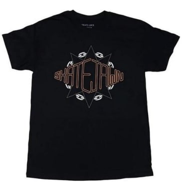 Skate Jawn Jawnstarr T-Shirt - Black