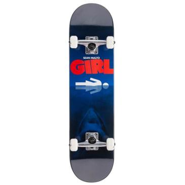 "Girl Skateboards Malto ""Night Attack"" Complete"
