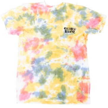 "THE QUIET LIFE- ""LADY LUCK TIE DYE T-SHIRT"" (MULTI)"