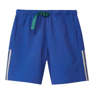 adidas x Alltimers Shorts - Bold Blue/Sub Green