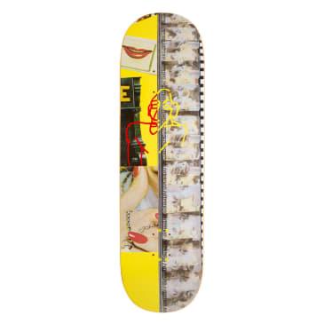 """WKND Alex Schmidt Death Dance Skateboard Deck - 8.5"""""""