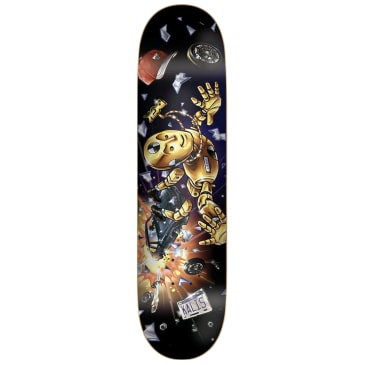 DGK Crash Test Kalis Deck 8.38""