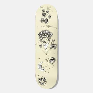 """Baker Skateboards Spanky Santino Skateboard Deck - 8"""""""