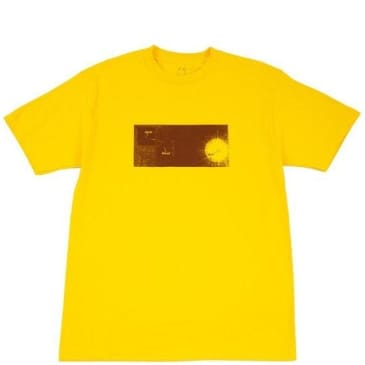 WKND Out Of This World T-Shirt - Yellow