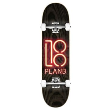 Plan B Skateboard Complete Neon Sign - 8.00