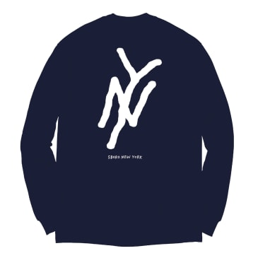 5Boro Monogram Long Sleeve Tee