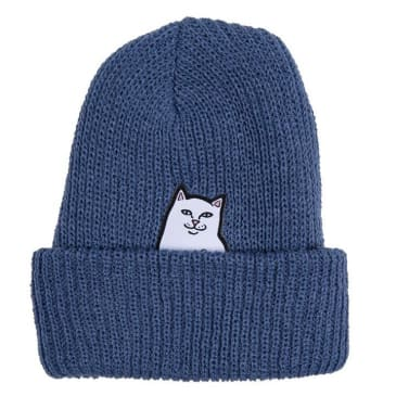 Rip N Dip - Lord Nermal Beanie - Blue