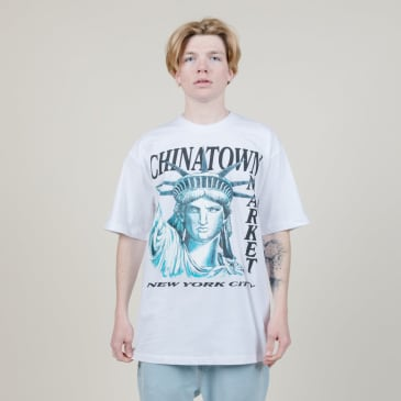Chinatown Market NYC Tee (White)