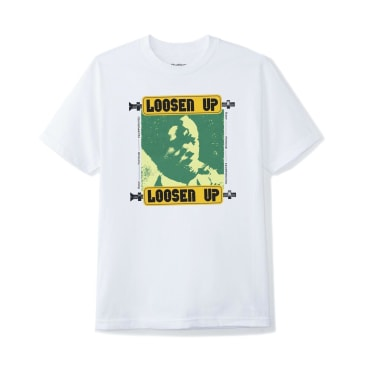 Butter Goods Loosen Up T-Shirt - White