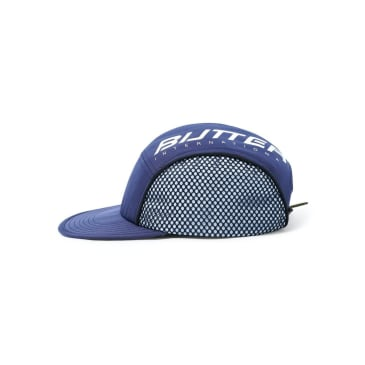 Butter Goods International Camp Cap - Navy