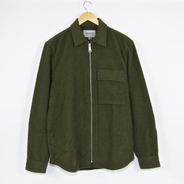 Carhartt WIP - Oscar Shirt Jacket - Cypress Heather