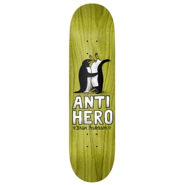Anti-Hero Deck -Brian Anderson Lovers