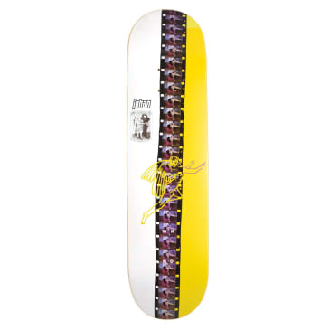 WKND Johan Stuckey Death Dance Skateboard Deck - 8""