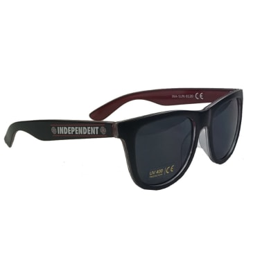 Independent Truck Co. Shear Sunglasses Black/Red