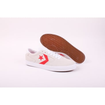 Cons Checkpoint Pro OX White/Habanero Red