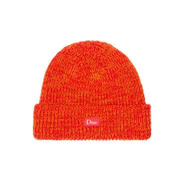 Dime MTL - Dime Marled Beanie - Orange