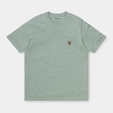 Carhartt WIP Pocket Shirt Zolo Heather