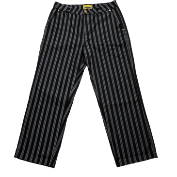 Carpet Company Baggy Pinstripe Work Pant