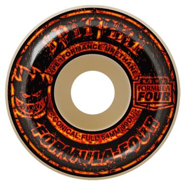 SPITFIRE Embers Conical Full Formula Four Wheels