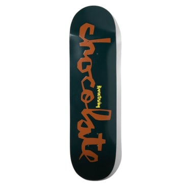 Chocolate Skateboards - 7.75 Raven Tershy Original Chunk Deck