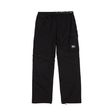 Butter Goods - Hiking Zip Off Cargo Pants - Black