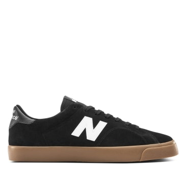 New Balance Numeric All Coasts AM210 Skate Shoes - Black / Gum